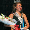 New reign begins: Kelsey Lindsay was crowned the 2010 Vigo County Fair Queen Thursday evening.