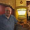 Historian: Mike McCormick helped with the background material on the Indiana Theater for Saturday's tour.