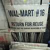 Reduce, reuse recycle: Some of the cardboard boxes Walmart uses in shipping are reused, while others get recycled.
