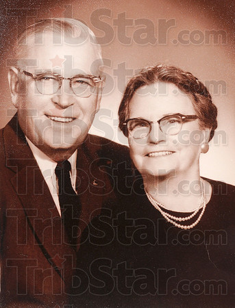 Photo courtesy of the Carney family<br /> Bernard and Marguerite Carney, the parents of Joe and Bernie Carney of Carney's.