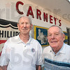 Tribune-Star/Joseph C. Garza<br /> Family business comes to a close: Bernie and Joe Carney will close their family's tire business after decades of service to the Wabash Valley.