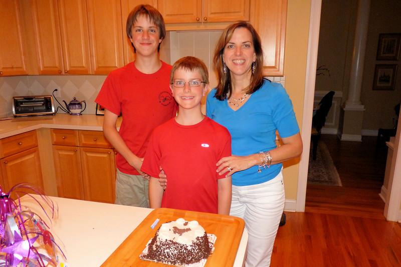 Anthony's 11th birthday