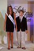 "(Denver, Colorado, July 27, 2010)<br /> Kayla Thomas and Owen Wiesner.  The ""Be Beautiful Be Yourself Jet Set Fashion Show 2010 Saks Fifth Avenue Kickoff Party,"" benefiting the Linda Crnic Institute for Down Syndrome, supported by the Global Down Syndrome Foundation, at Saks Fifth Avenue Cherry Creek in Denver, Colorado, on Tuesday, July 27, 2010.<br /> STEVE PETERSON"