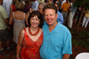 "(Cherry Hills Village, Colorado, July 30, 2010)<br /> Natelle and Curt (event chair) Brown.  ""Sunset in the Country,"" benefiting the Anchor Center for Blind Children, at the home of Mike and Peggy Shanahan in Cherry Hills Village, Colorado, on Friday, July 30, 2010.<br /> STEVE PETERSON"