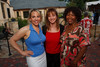 "(Cherry Hills Village, Colorado, July 31, 2010)<br /> Teresa Kennedy, Marsha Temple, and Ryta Sondergard.  ""Salt on the Rim,"" hosted by the Kempe Center Alliance, to benefit The Kempe Foundation and Kempe Center, at the home of Mike and Peggy Shanahan in Cherry Hills Village, Colorado, on Saturday, July 31, 2010.<br /> STEVE PETERSON"
