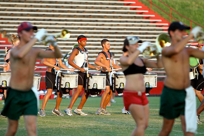 Carolina Crown Spring Training Camp at Gardner-Webb University