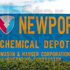 Tribune-Star/Joseph C. Garza<br /> 69 years of service: The sign in front of the Newport Chemical Depot.