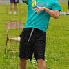 Long ball: Nick Boyd of Vigo Countys Happiness Bag competes in the Special Olympics softball  throw Saturday afternoon.