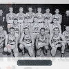 Tribune-Star/Joseph C. Garza<br /> Champions on the court of equality: The 1947-48 Indiana State Teachers College was the first collegiate racially integrated men's basketball team to play in the post season and was coached by the legendary John Wooden.