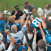 Tribune-Star file photo/Joseph C. Garza<br /> In demand: Autograph seekers crowd as close as they can to Indianapolis Colts quarterback Peyton Manning as he signs for fans Monday, Aug. 3, 2009 after the team's afternoon practice at Rose-Hulman.