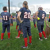 Agony of defeat: The body language of the Terre Haute North girls softball team tells the story of defeat in a 3-1 loss to Hamilton Southeastern Tuesday night