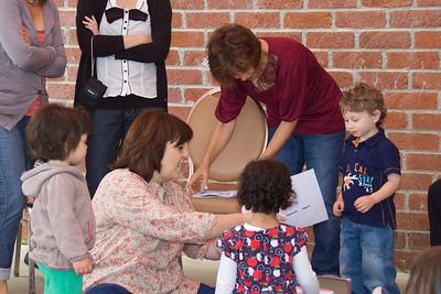 Noah Graduates The Toddler Program!