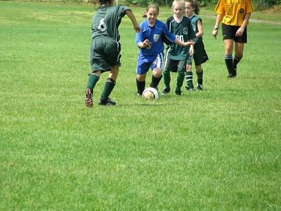 June 4, 2010 (Hailey's Soccer Jamboree, photos of her team AJAC Thunder.)