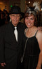 (Denver, Colorado, June 25, 2010)<br /> Reg Massie and his daughter, Trish Wigginton.  Flappers and Pharaohs Bash at the Denver Art Museum in Denver, Colorado, on Friday, June 25, 2010.<br /> STEVE PETERSON
