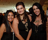 (Denver, Colorado, June 25, 2010)<br /> Nicole Villa, Tiffany Villa, and Melissa Meyer.  Flappers and Pharaohs Bash at the Denver Art Museum in Denver, Colorado, on Friday, June 25, 2010.<br /> STEVE PETERSON