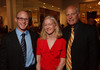 (Denver, Colorado, June 25, 2010)<br /> Michael Sampliner (Arts and Exhibitions International COO), Margaret Young-Sanchez (DAM chief curator), and John Norman (AEI president).  Flappers and Pharaohs Bash at the Denver Art Museum in Denver, Colorado, on Friday, June 25, 2010.<br /> STEVE PETERSON