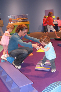 Children's Museum with Aunt Shelly