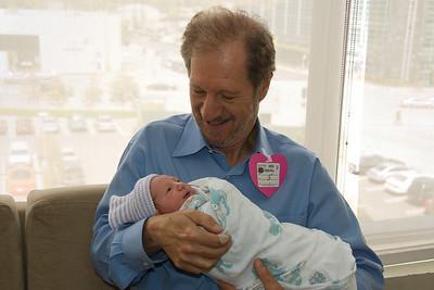 Grandpa meets Kaden
