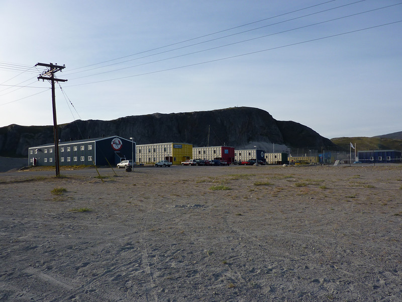 Kangerlussuaq seen from not that far away<br /> <br /> Photo: Julia Zabori