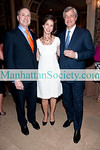 NEW YORK-MAY 25: Robert I. Grossman, MD (Dean and CEO of NYU Langone Medical Center), Alice Tisch (Chair of KiDS of NYU) , Jamie Dimon (Chairman, CEO JP Morgan Chase) attend The KiDS of NYU Foundation, Inc. Springfling Gala 2010 on Tuesday, May 25, 2010 at The Plaza Hotel, Fifth Avenue at Central Park Souths, New York City, NY (PHOTO CREDIT: ©Manhattan Society.com 2010 by Christopher London)