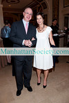 NEW YORK-MAY 25: Tom Tisch, Alice Tisch attend The KiDS of NYU Foundation, Inc. Springfling Gala 2010 on Tuesday, May 25, 2010 at The Plaza Hotel, Fifth Avenue at Central Park Souths, New York City, NY (PHOTO CREDIT: ©Manhattan Society.com 2010 by Christopher London)