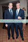 NEW YORK-MAY 25: Dr. Achi Ludomirsky,  Jamie Dimon (Chairman, CEO JP Morgan Chase) attend  The KiDS of NYU Foundation, Inc. Springfling Gala 2010 on Tuesday, May 25, 2010 at The Plaza Hotel, Fifth Avenue at Central Park Souths, New York City, NY (PHOTO CREDIT: ©Manhattan Society.com 2010 by Christopher London)