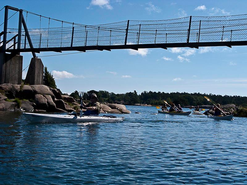 Hängbron vid Stendörren