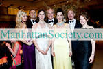 """NEW YORK-APRIL 6: Barbara Regna, Peter Regna, Melissa Morris, Chappy Morris, Kathleen Giordano, Michel Witmer, Alison Minrton attend """"Shall We Dance?""""—An Evening Honoring ALBERT HADLEY to Benefit LENOX HILL NEIGHBORHOOD HOUSE on Tuesday, April 6, 2010 at Sotheby's Auction House, York Avenue at 72nd Street, New York City, NY.  (PHOTO CREDIT:  ©Manhattan Society.com 2010 by Christopher London)"""