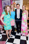 NEW YORK-MARCH 30: Megan Kultgen,  Lucy Jane Lang, Ryan Tirre, Kirsten L. Rastrick attend Shopping Event Hosted by LILLY PULITZER to Benefit CHILDREN FOR CHILDREN & Celebrate Upcoming Gala Honoring Katie Couric on Tuesday, March 30, 2010  at  Lilly Pulitzer Store, 1020 Madison Avenue; New York, NY 10075  (PHOTO CREDIT:  ©Manhattan Society.com 2010 by Christopher London)