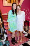 NEW YORK-MARCH 30:  Maggie Jones, Sarabeth Spitzer attend Shopping Event Hosted by LILLY PULITZER to Benefit CHILDREN FOR CHILDREN & Celebrate Upcoming Gala Honoring Katie Couric on Tuesday, March 30, 2010  at  Lilly Pulitzer Store, 1020 Madison Avenue; New York, NY 10075  (PHOTO CREDIT:  ©Manhattan Society.com 2010 by Christopher London)