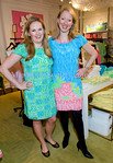 NEW YORK-MARCH 30: Megan Kutgen, Lucy Jane Lang attend Shopping Event Hosted by LILLY PULITZER to Benefit CHILDREN FOR CHILDREN & Celebrate Upcoming Gala Honoring Katie Couric on Tuesday, March 30, 2010  at  Lilly Pulitzer Store, 1020 Madison Avenue; New York, NY 10075  (PHOTO CREDIT:  ©Manhattan Society.com 2010 by Christopher London)