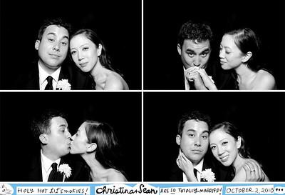 LA 2010-10-02 Christina & Sean