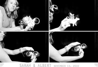 LA 2010-11-13 Sarah & Albert