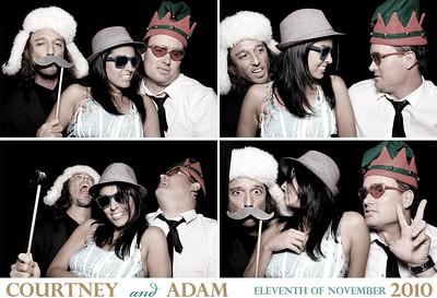 LA 2010-11-27 Courtney and Adam