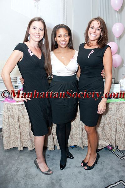 NEW YORK – OCTOBER 7:  Lindsey Pearson, Gabby, Kathryn Harvey attend DRINK FOR PINK: A Night to Benefit the Libby Ross Breast Cancer Foundation on Thursday, October 7, 2010 at Two E Bar/Lounge at The Pierre Hotel, 2 East 61st Street, New York, NY (Photos by Christopher London ©2010 ManhattanSociety.com)