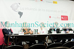 Speakers Juan Manuel Benitez, Gemma Garcia, Cristina Garcia Baylo, Javier del Pino,  Eduardo Lago