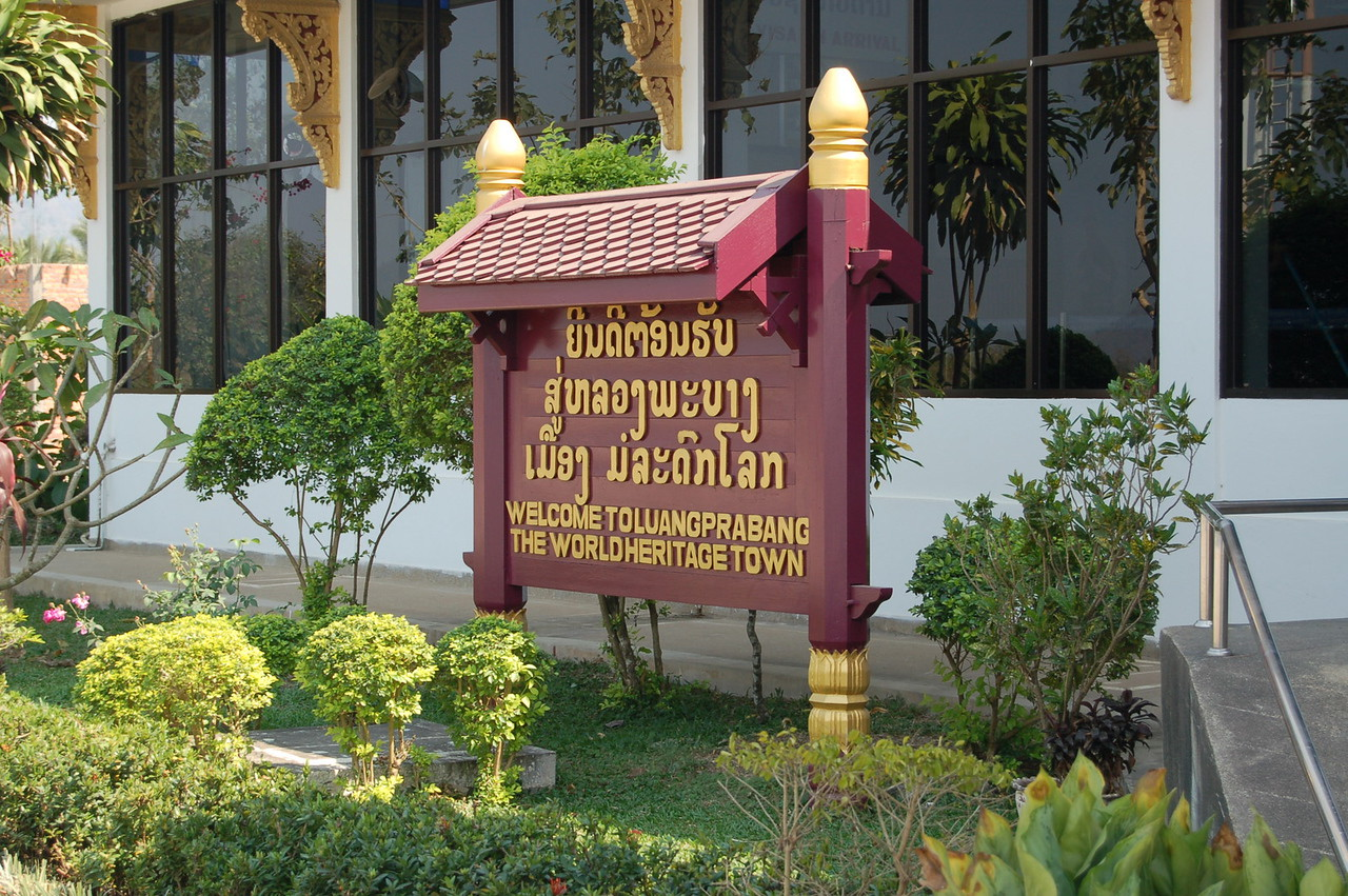 Welcome to Luang Prabang