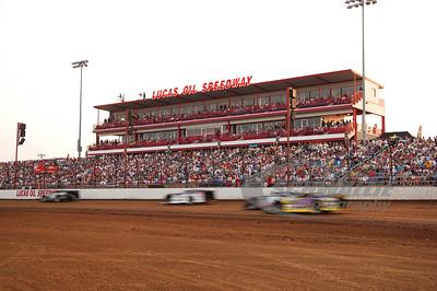 Lucas Oil Speedway - Wheatland, MO