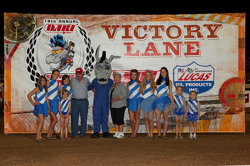 18th Annual Dart Show-Me 100 girls with Don & Billie Gibson