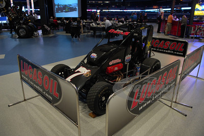 Lucas Oil Midget Car