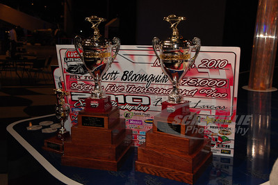 Lucas Oil Late Model Dirt Series Champions Trophies