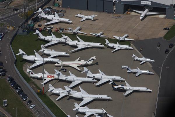 London Luton (Aerial) : 13th May