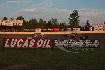 Magnolia Motor Speedway - Columbus, MS