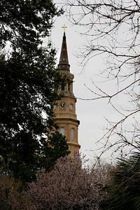 Pictures taken in Charleston during the GWU Choir's Spring Break Tour.