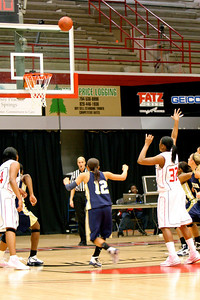 Women's Basketball game in March 2010.