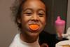 oranges in the am