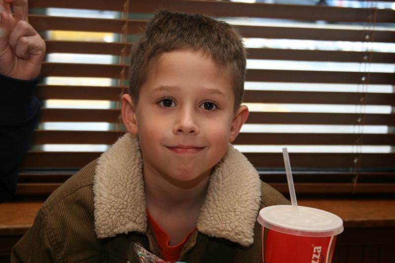 Gilly's boy- Stewart
