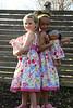 our big girls- so pretty