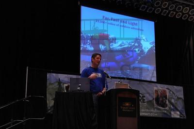 4626 Adventure Summit Speaker Andrew Skurka 3-6-10
