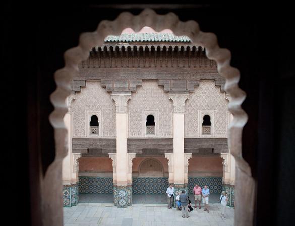 Marrakech, 2010